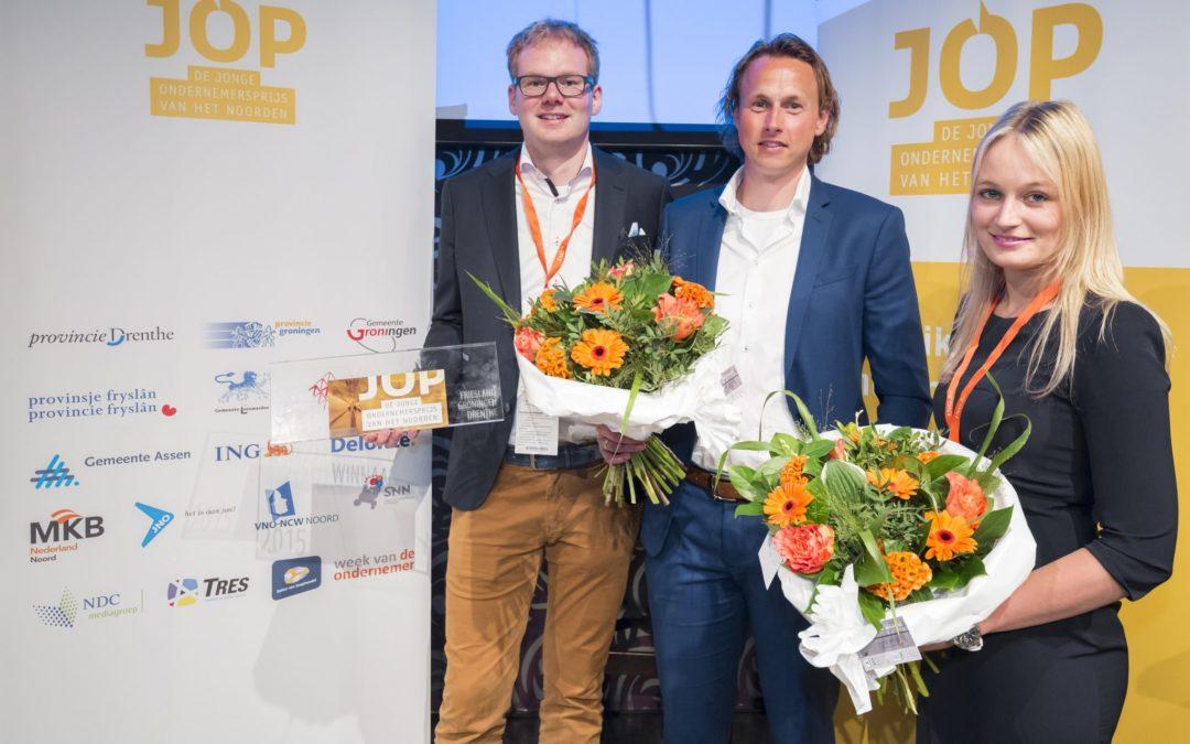 JOP zoekt hét ondernemerstalent van 2016