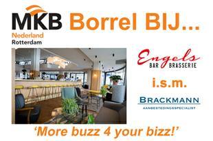 Drukbezochte MKB Rotterdam Borrel BIJ…Bar Brasserie Engels