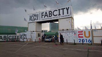 Over tijdreizen en innoveren in FabCity