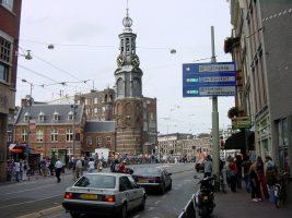 Omzet in binnenstad Amsterdam met 55% gekelderd