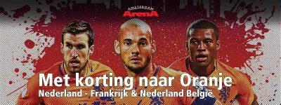 Met korting naar Nederland – Frankrijk & Nederland – België