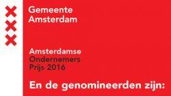 Wie wordt de Amsterdamse Ondernemer 2016?