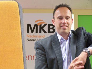 Fabian Nagtzaam directeur MKB-Amsterdam