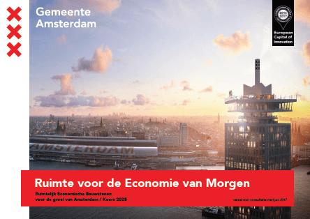 Brief van de voorzitter: Ruimte voor Economie