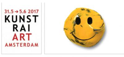 Gratis toegangskaart voor de KunstRAI (31 mei t/m 5 juni)