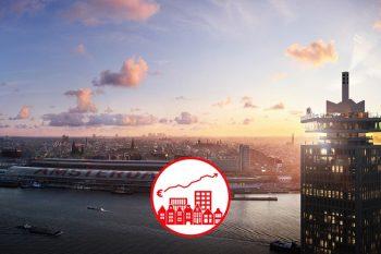 Amsterdam groeit! Praat mee over de economie van morgen.