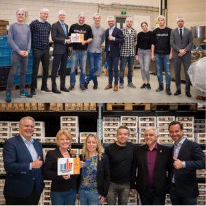 MKB Amsterdam bedankt ondernemers op Dag van de Ondernemer