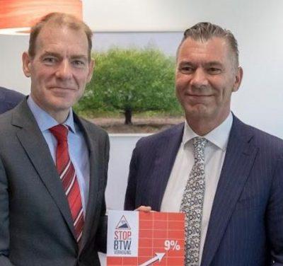 Quickscan MKB-Nederland: 'Enorme gevolgen btw-verhoging'