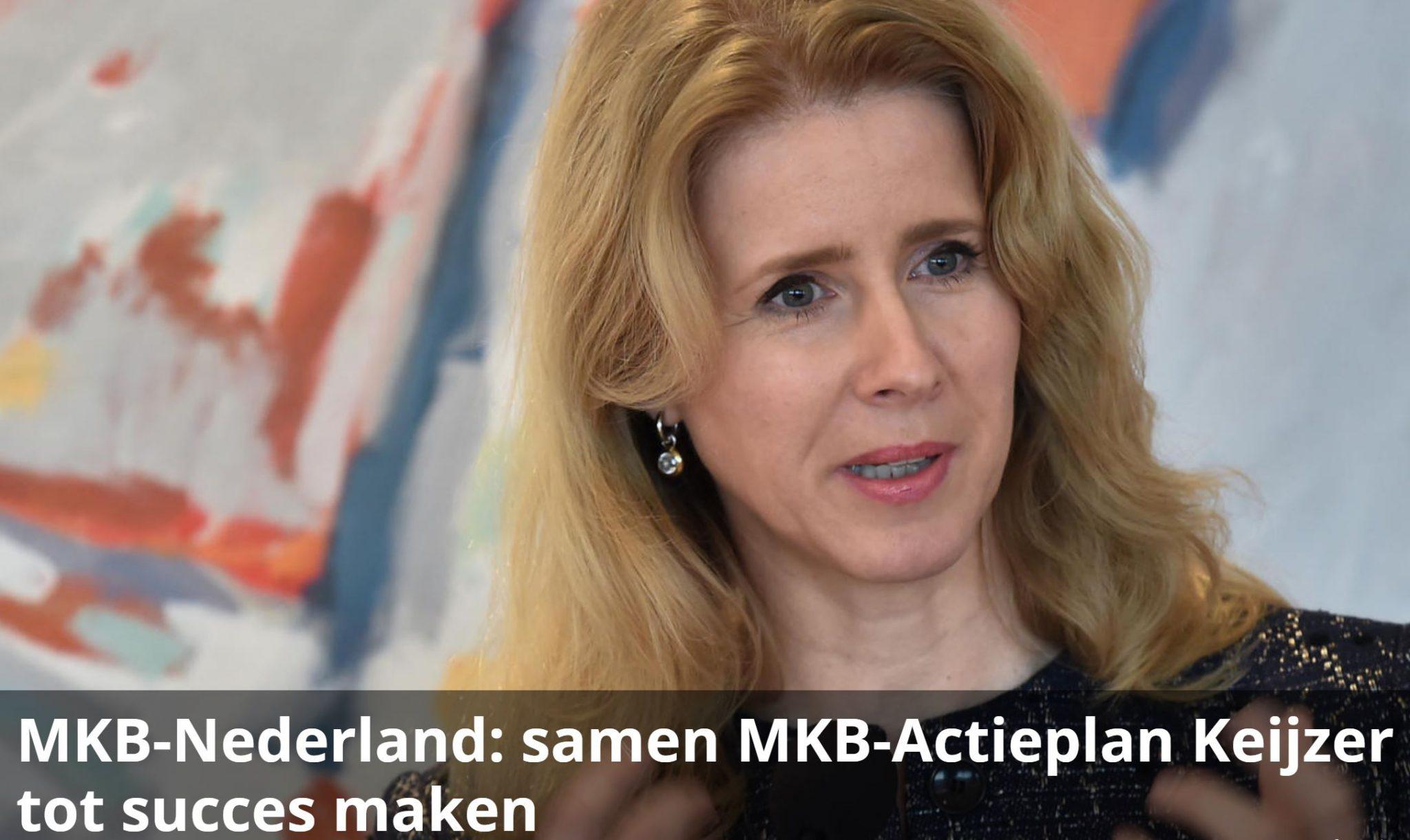 MKB-Actieplan gepresenteerd en beschikbaar