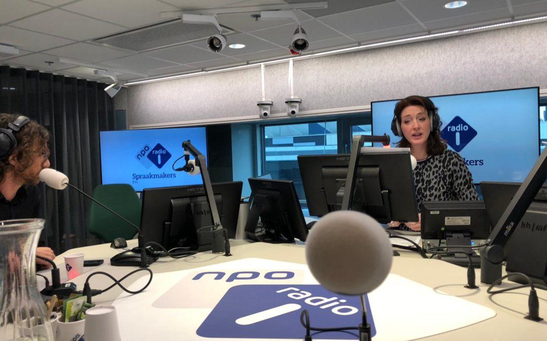 23-10-18: Voorzitter MKB Amsterdam pleit in NPO1 Spraakmakers voor specifieke MKB-thema's!