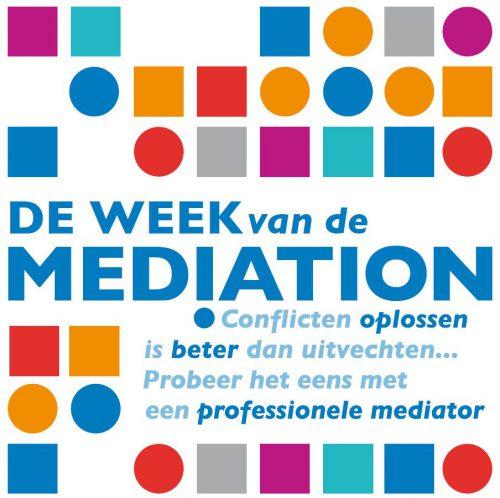 Week van de Mediation 15-19 oktober: Zakelijk conflict? Bel de hotline