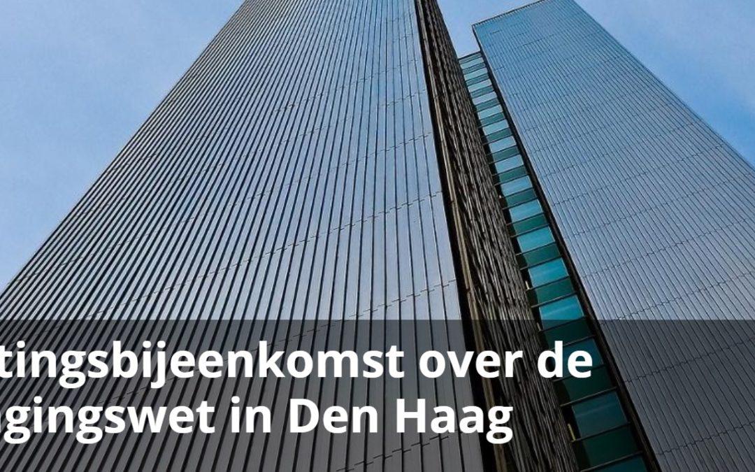 Voorlichtingsbijeenkomst over de Mededingingswet | 19 maart | Den Haag