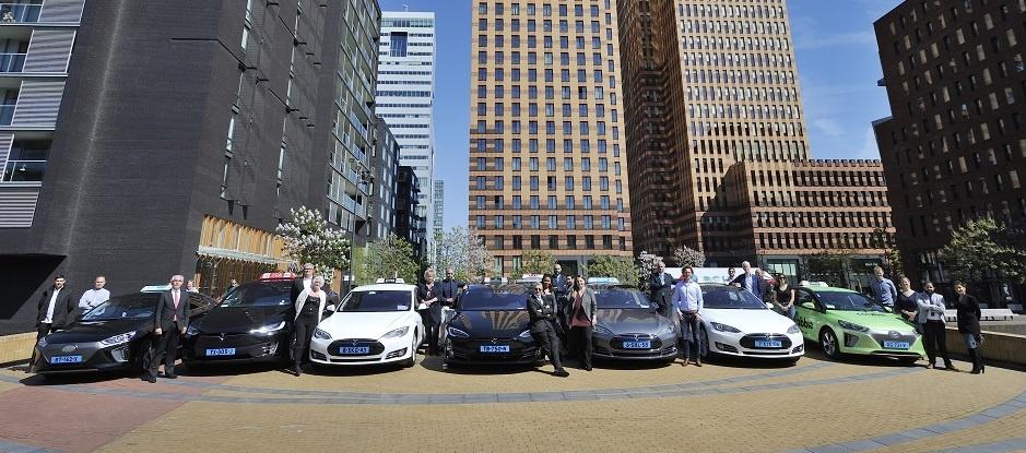 Subsidie uitstootvrije bedrijfsauto's 5 december van start