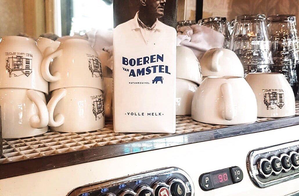 Horeca nog even dicht, hoe gaat het bij tHuis aan de Amstel?
