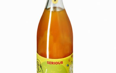 Serious Soda Syrup van Saru Soda – winnaar maart