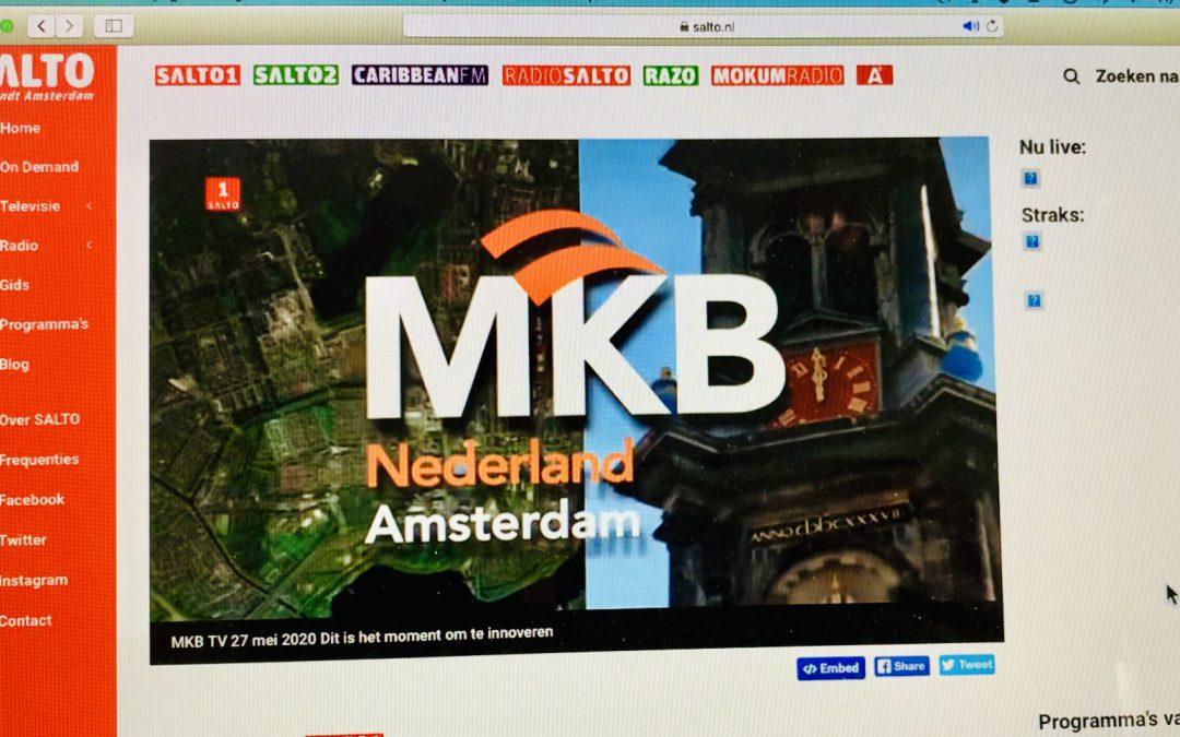 MKB TV vanaf deze week ook te zien op Salto