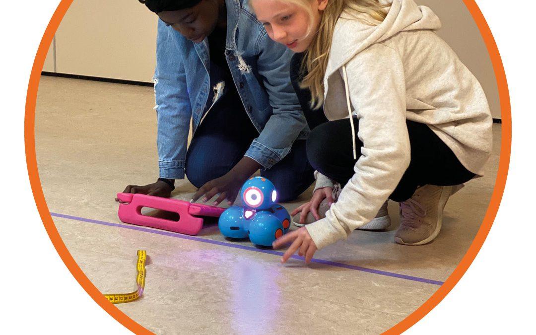 Product van de Maand: Robot playground voor kids