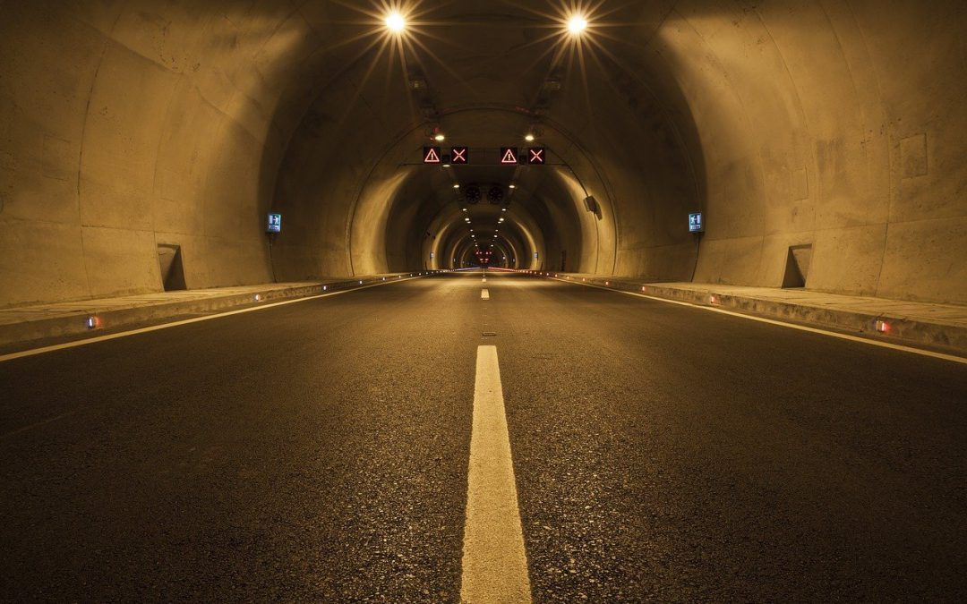Tunnels in Amsterdam tijdelijk dicht