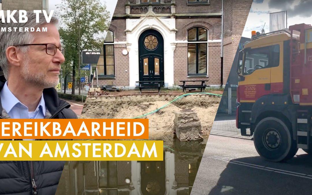 MKB-Amsterdam pleit voor afstel proef Knip Weesperstraat