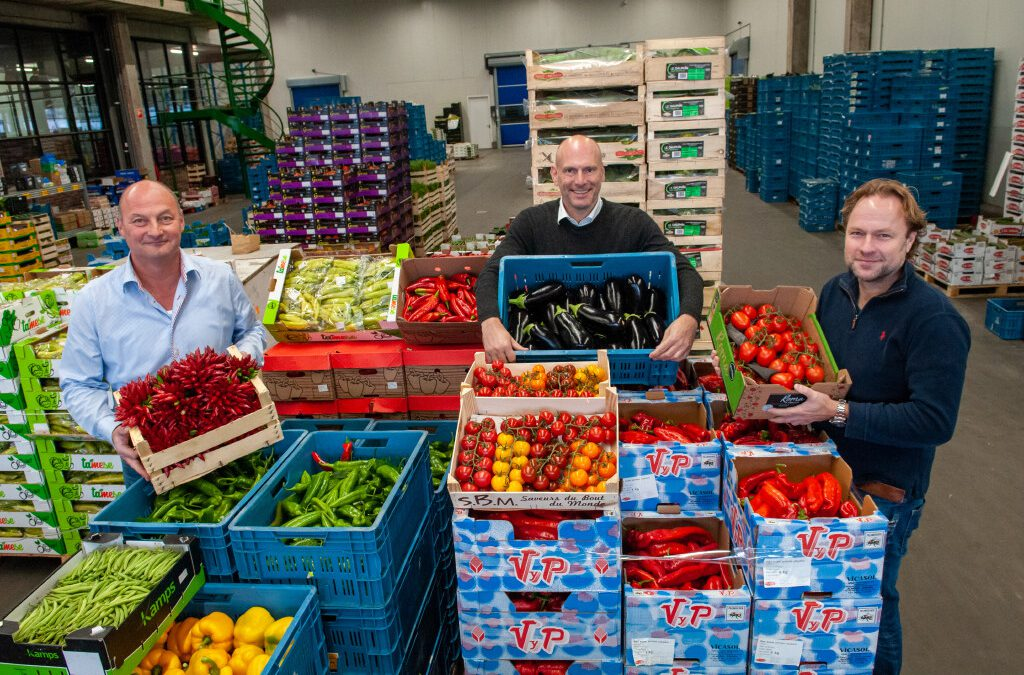 Enthousiasme voor Food Capital