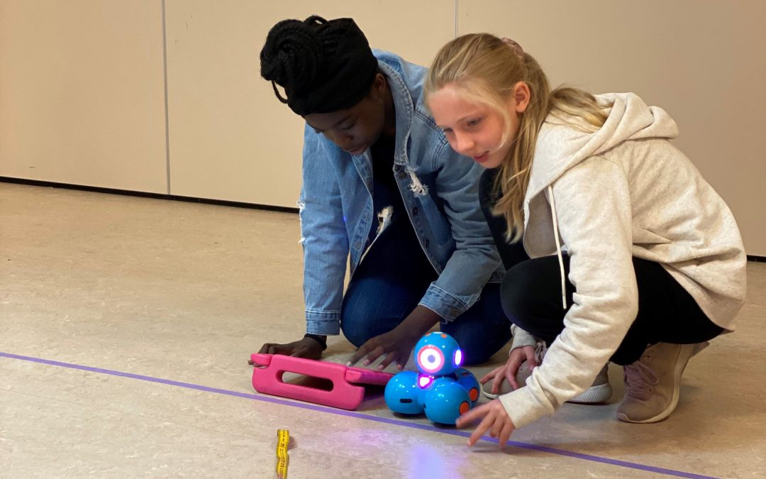 Interview Robot Playground, sociaal educatief robotprogramma voor kids van RobotWise