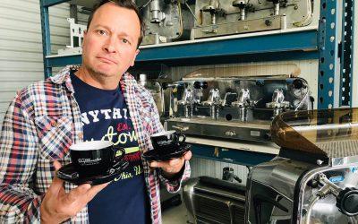 Versgebrande koffie van het Hoofdkwartier Koffiebranderij – nominatie juni