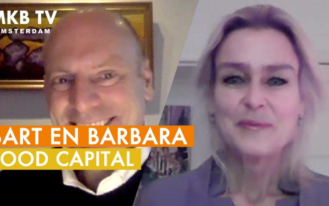 Barbara Baarsma: plan Food Capital smaakt naar meer