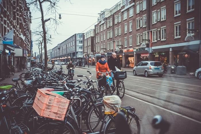 Nieuw speerpunt MKB-Amsterdam: Behoud en versterking van winkels