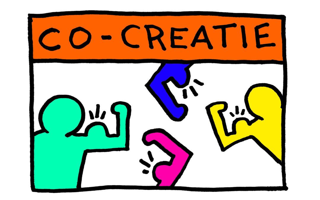 Kleine Stadshart Co-creatie Top 8 april