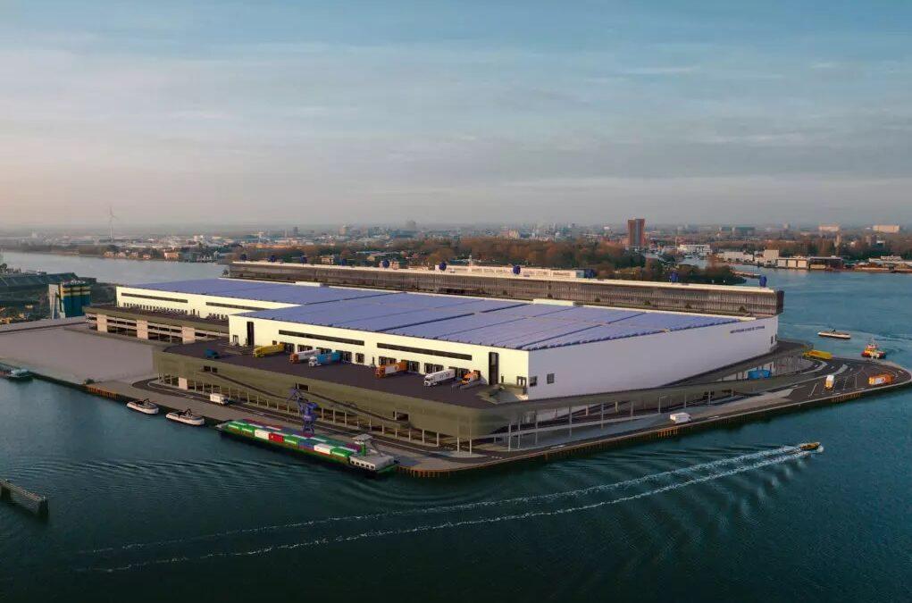 Amsterdam Logistic Cityhub; snelle, schone logistiek van en naar Amsterdam