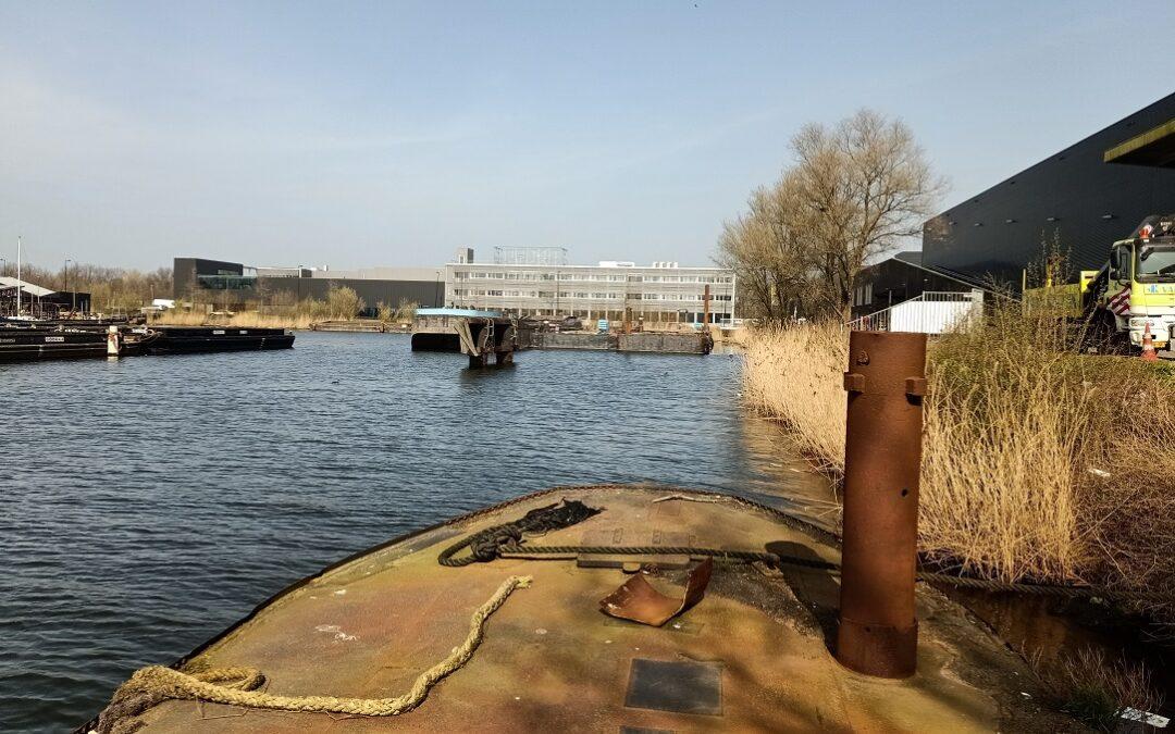 Vervoer over water is voor Van Keulen 'back to the roots'