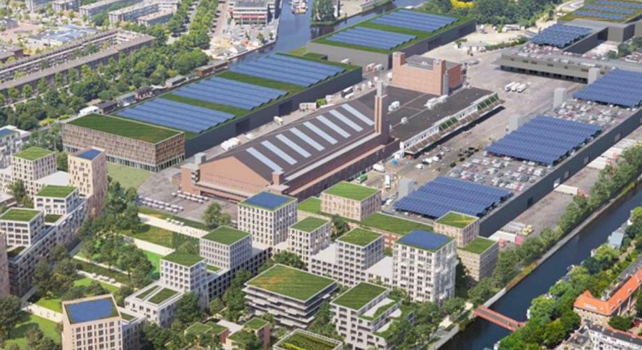 Food Center Amsterdam als stadshub: meer doen met minder ruimte