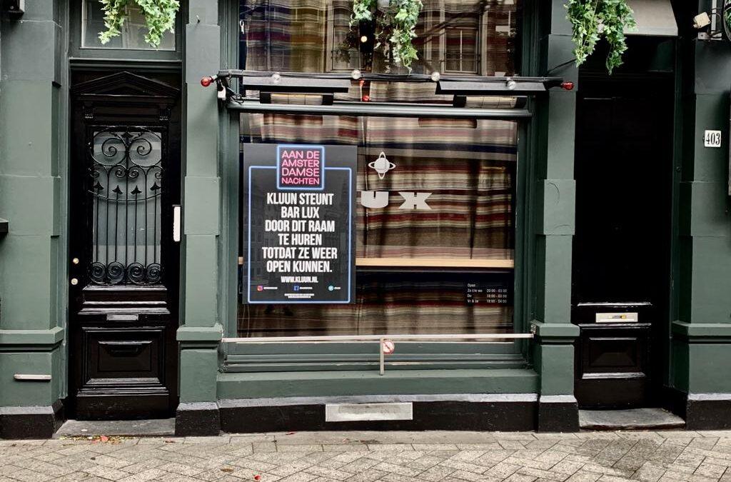 Postercampagne 'Reclame voor de Horeca' breidt snel uit