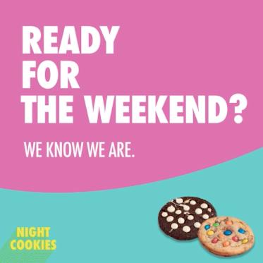 Night Cookies maakt kans om Product van de Maand juli te worden!