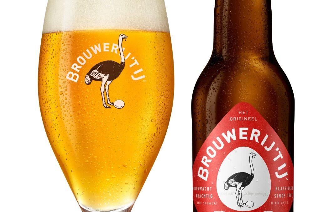 Wordt de Zatte Tripel van Brouwerij 't IJ het Product van de Maand?