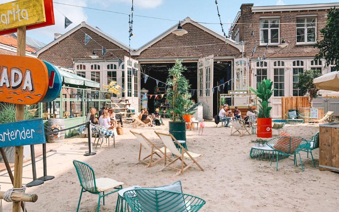 Staycation tips: Stadsstrand De Hallen