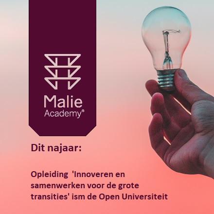 Opleidingen MalieAcademy dit najaar van start